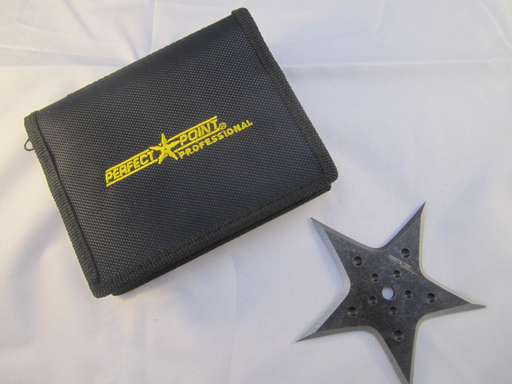 PERFECT POINT PROFESSIONAL HEAVY DUTY THROWING STAR