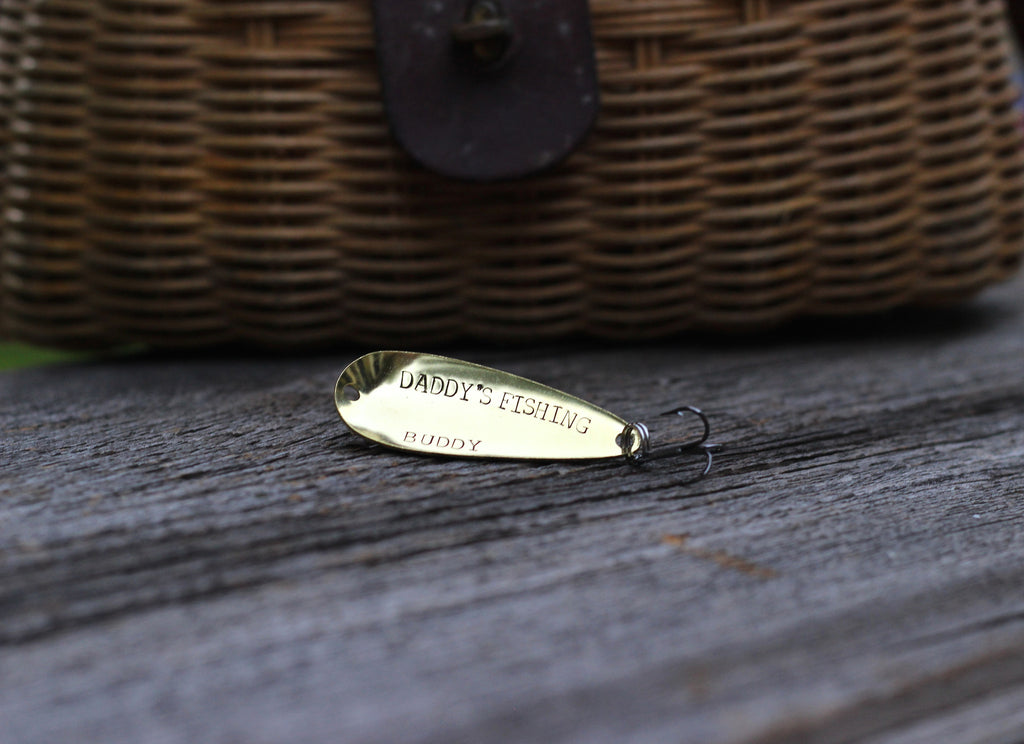 Daddy's Fishing Buddy Fishing Lure