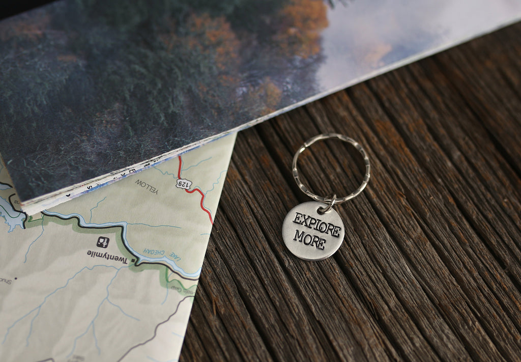 Explore More Keychain
