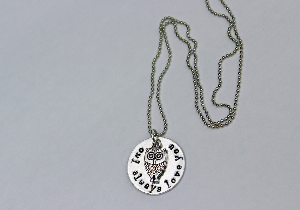 Owl Always Love You, Necklace