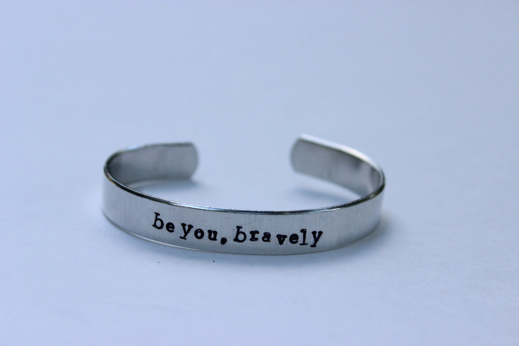 Be You Bravely, bangle