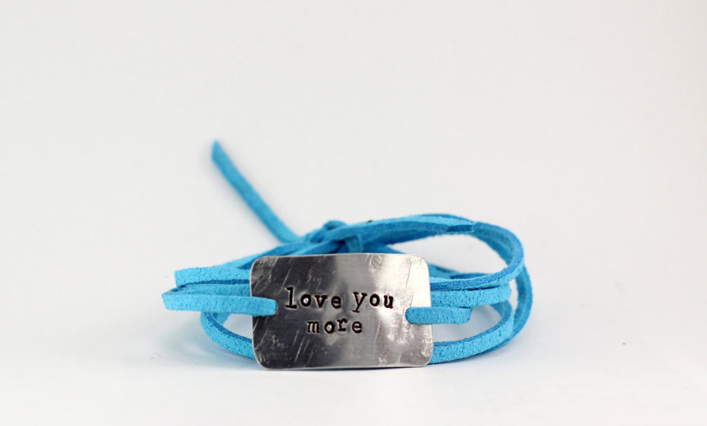 Love You More, Wrap Bracelet