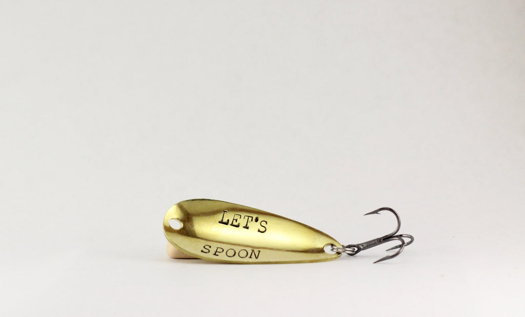 Let's Spoon Fishing Lure
