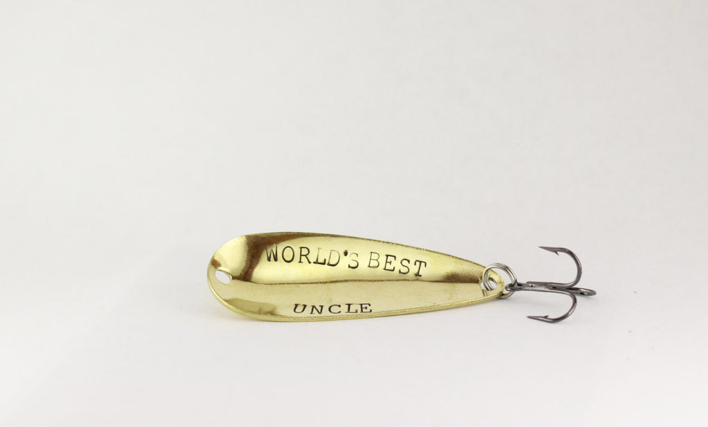 World's Best Uncle, Fishing Lure