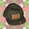 The Green Jockey Cap