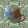 The Grey Jockey Cap