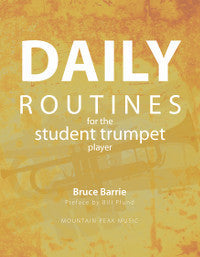 Daily Routines for the Student Player