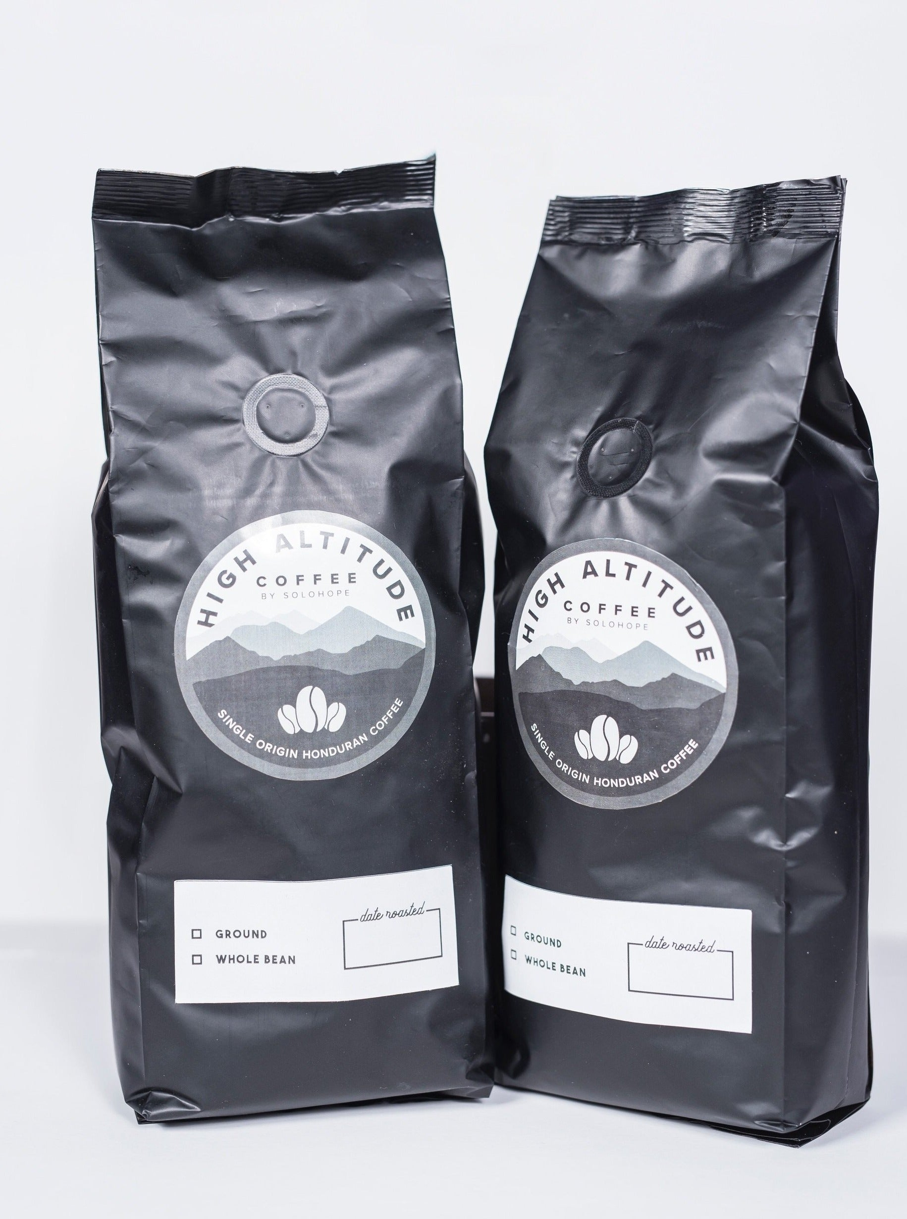 Coffee | Individual Bags and Coffee Club | High Altitude