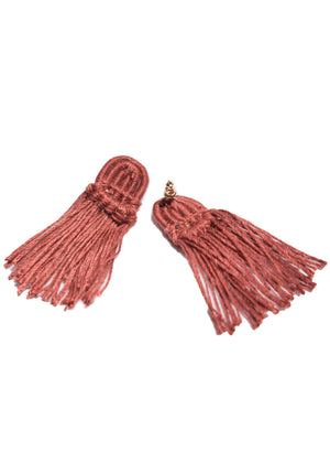 Earrings | Tassel