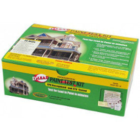 D-Lead® Paint Test Kit — Case of 6 Kits (144 tests)