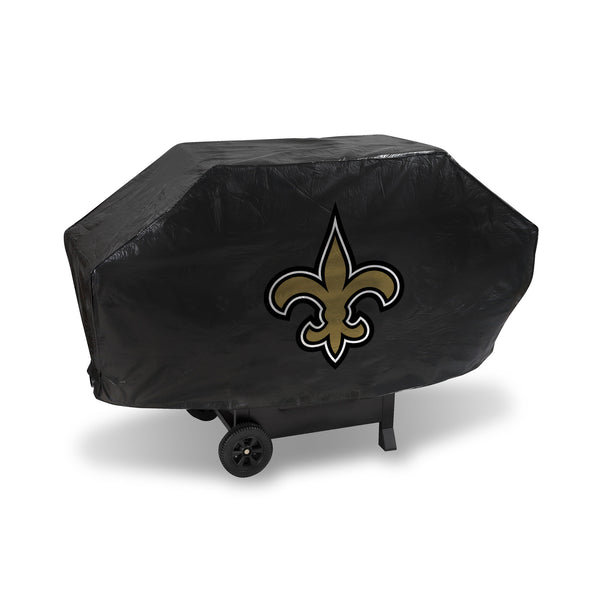 Saints Deluxe Vinyl Grill Cover