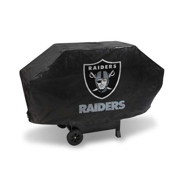 Raiders Deluxe Vinyl Grill Cover