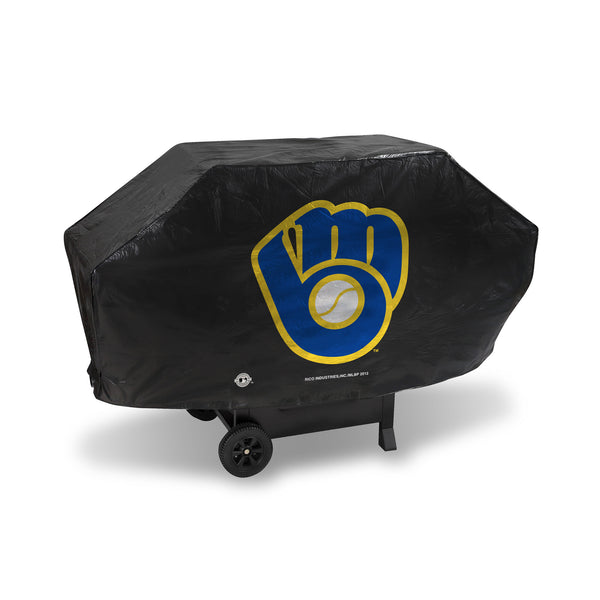 Brewers Deluxe Vinyl Grill Cover