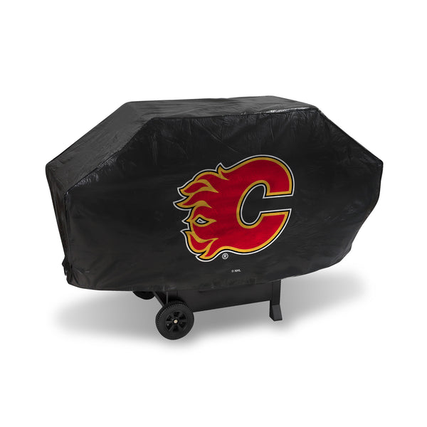 Flames Deluxe Vinyl Grill Cover