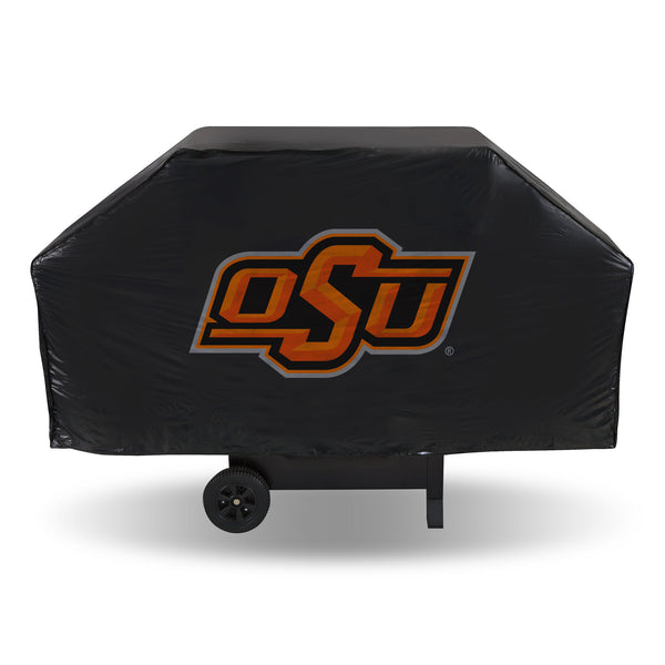 Oklahoma State Economy Vinyl Grill Cover