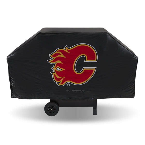 Flames Economy Vinyl Grill Cover