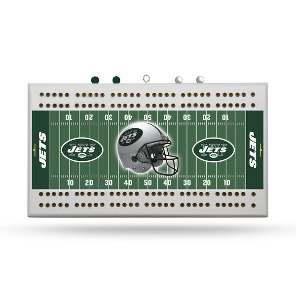 Jets Cribbage Board