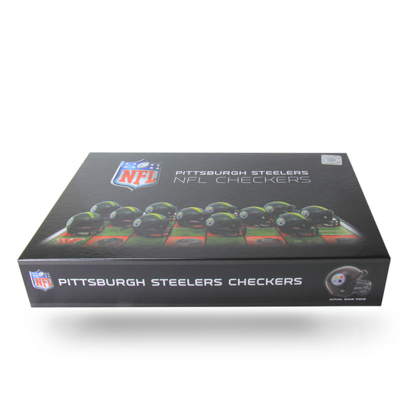 Steelers Checker Set
