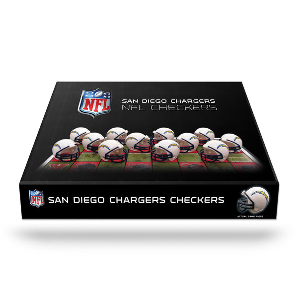 Chargers Checker Set