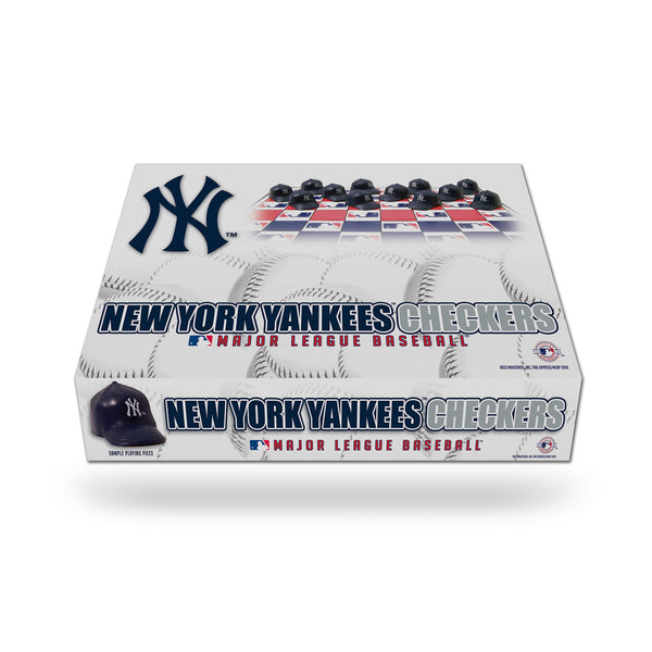 Yankees Checker Set