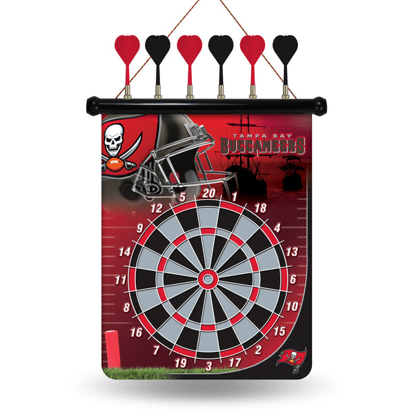 Buccaneers Magnetic Dart Board