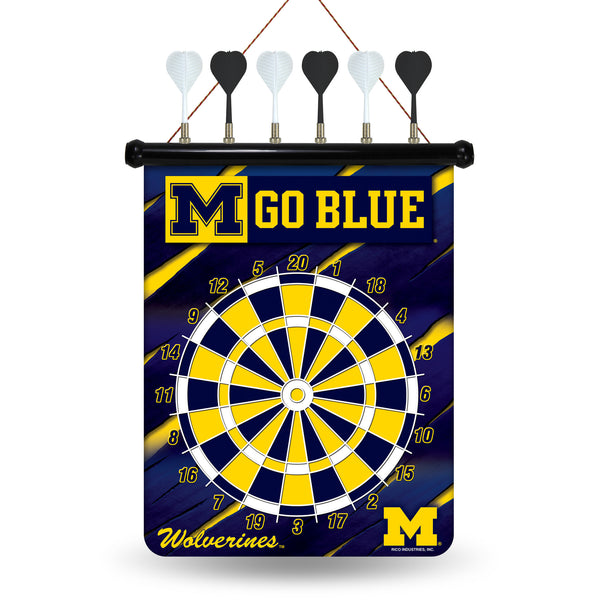 Michigan Magnetic Dart Board
