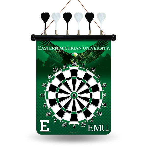 Eastern Michigan Magnetic Dart Board