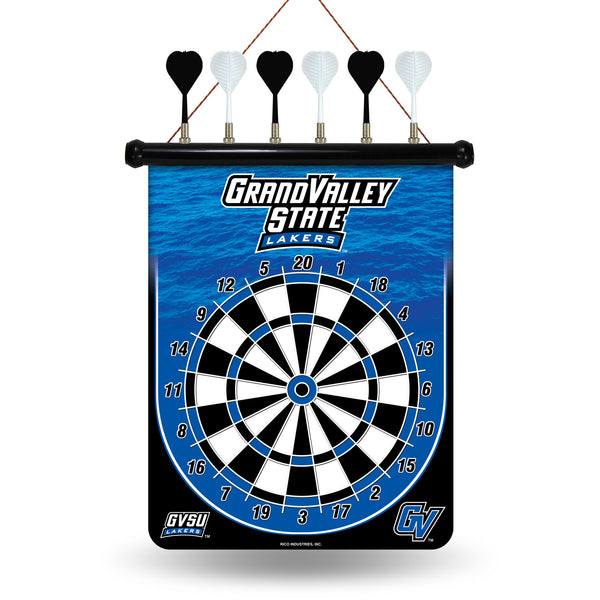 Grand Valley State Magnetic Dart Board