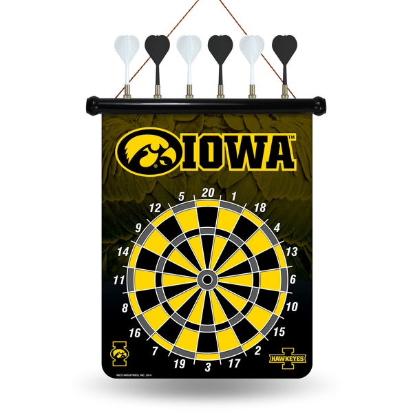 Iowa Magnetic Dart Board