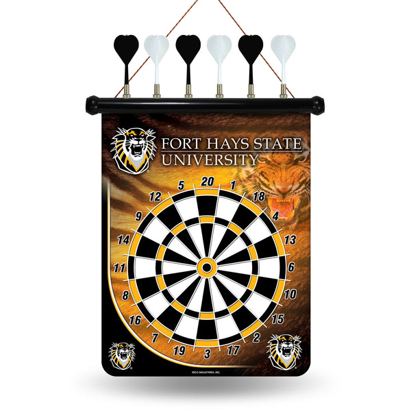 Fort Hays State Magnetic Dart Board