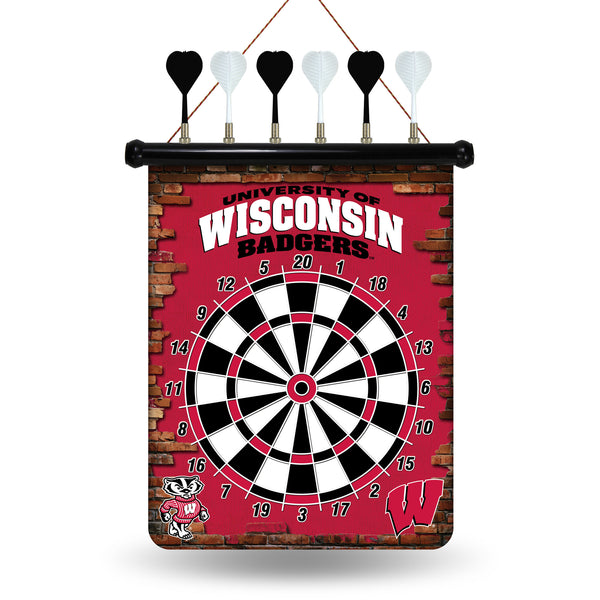 Wisconsin Magnetic Dart Board