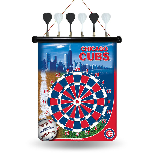 Cubs Magnetic Dart Board