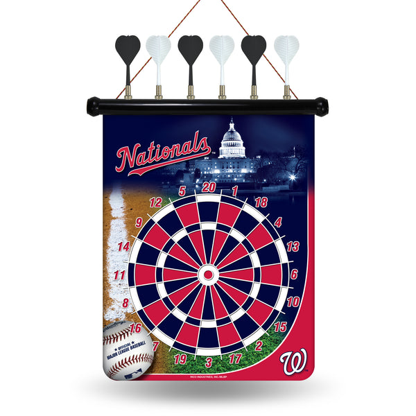Nationals Magnetic Dart Board
