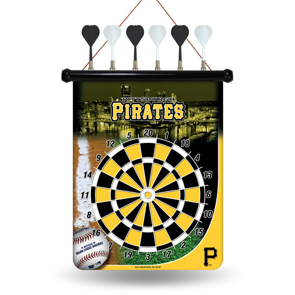 Pirates Magnetic Dart Board