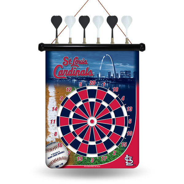 Cardinals Magnetic Dart Board