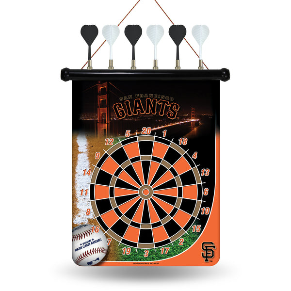 Giants Magnetic Dart Board