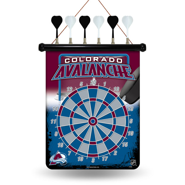 Avalanche Magnetic Dart Board