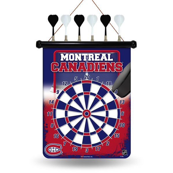 Canadiens Magnetic Dart Board