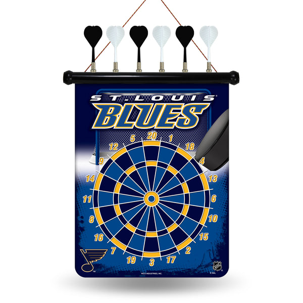 Blues Magnetic Dart Board