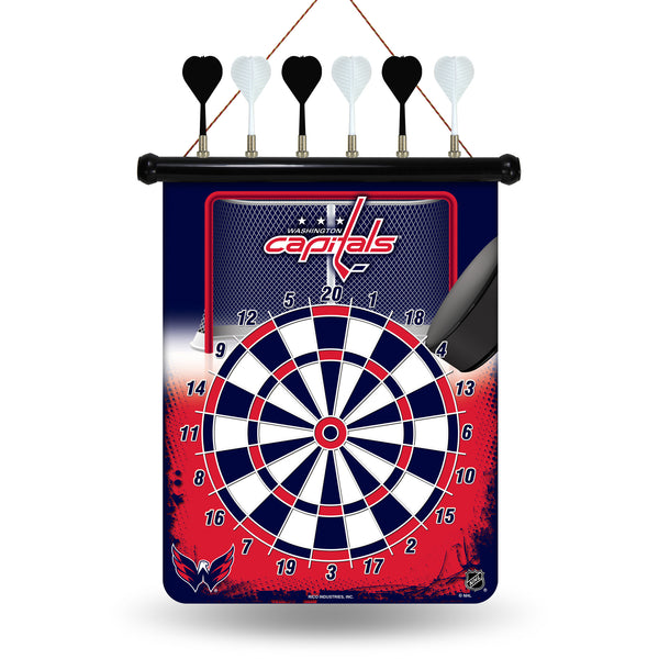 Capitals Magnetic Dart Board