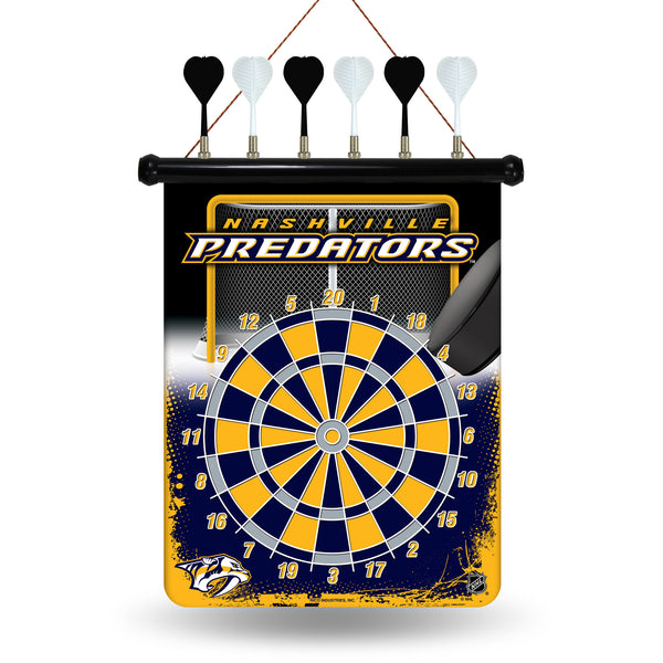 Predators Magnetic Dart Board