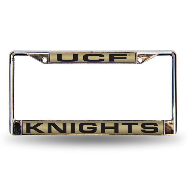 Central Florida Chrome License Plate Frame
