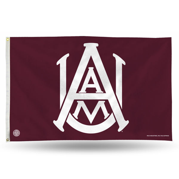 Alabama A&M Banner Flag