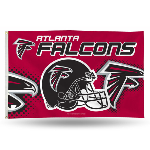 Falcons Banner Flag