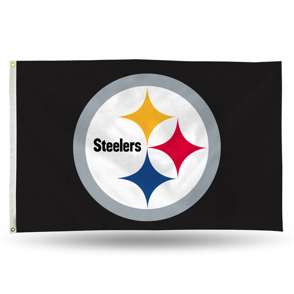 Steelers Banner Flag