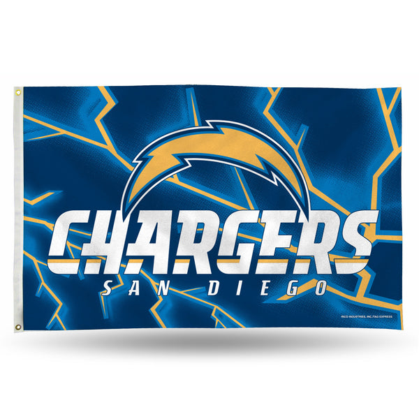 Chargers Banner Flag