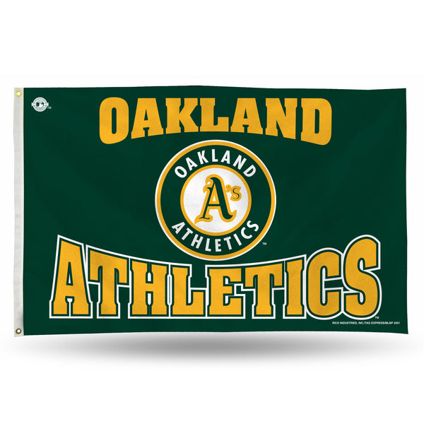Athletics Banner Flag