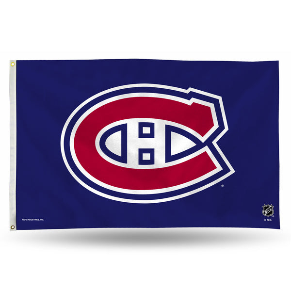 Canadiens Banner Flag