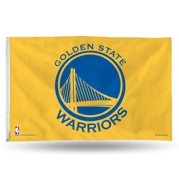 Warriors Banner Flag
