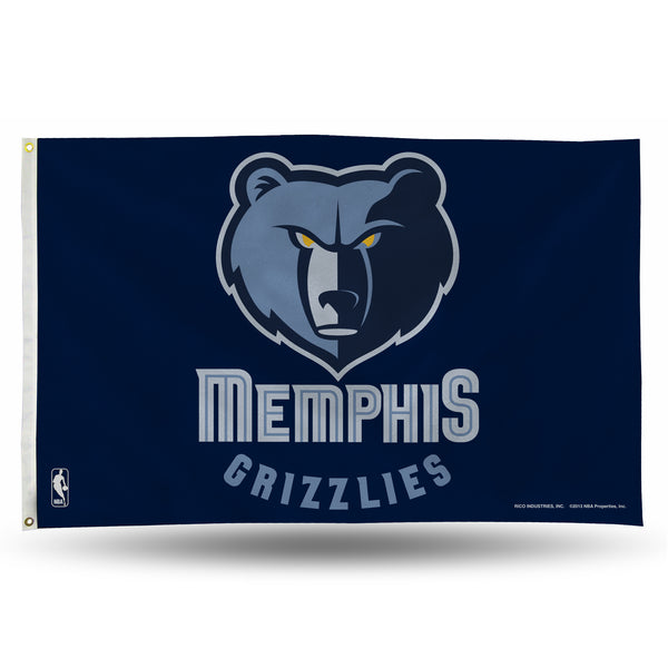 Grizzlies Banner Flag